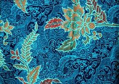 malaysian batik Batik Pattern, Pattern Paper, Malaysian Batik, Tropical Fashion, Art Forms, Flower Art, Packaging Design, Textiles, Wallpaper
