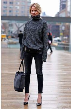 ETOILE' ISABEL MARANT Taupe Melange Mock Neck Sweater Size 2 #EtoileIsabelMarant #TurtleneckMock