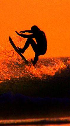 Beautiful Beach #Surfing spots on #SanPancho #beach, #Mexico.