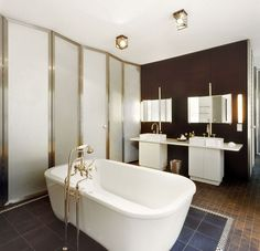 Private-residence-project-by-Andree-Putman-in-Dublin Private-residence-project-by-Andree-Putman-in-Dublin