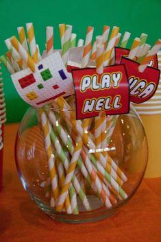 Legos Birthday Party Ideas | Photo 1 of 46 | Catch My Party