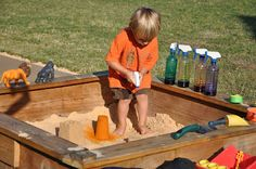 Play At Home Mom LLC: Outdoor Play