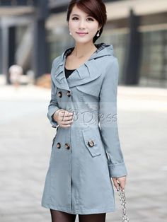 fae1e1bf5 35 Best Coats images in 2016 | Blazers, Trench coats, Vintage dresses