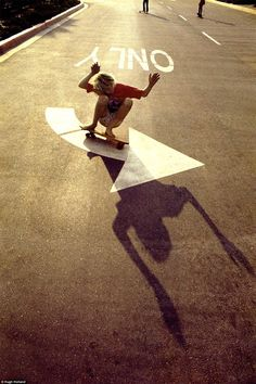 Hollards's iconic images were closely referenced for the film Lords of Dogtown-starring He...