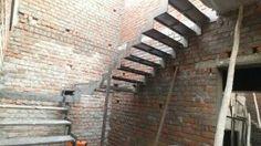 Stairs made up iron... CNC