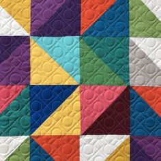 Quilting It Quilting Stitch Patterns, Machine Quilting Designs, Sales Now, Hopscotch, Quilts, Blanket, Cool Stuff, Digital, Scrappy Quilts