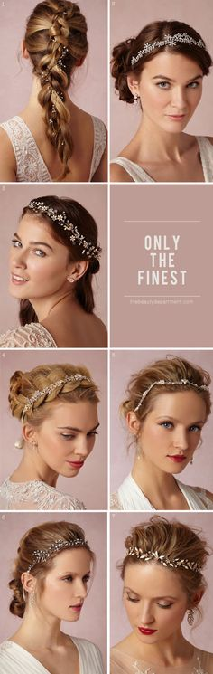 bride hair accessories the beauty dept