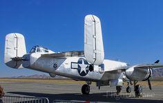 Photo of North American TB-25 (N3675G) ✈ FlightAware