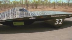 Solar Car - The Secrets of Ra7 (Trailer)