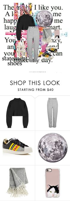 """""""Untitled #295"""" by lovecorned ❤ liked on Polyvore featuring Givenchy, Topshop, adidas, Diesel, Casetify and Kate Spade"""