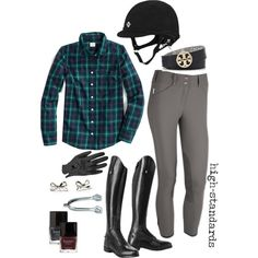 """""""Flannel Fun!"""" by high-standards on Polyvore"""