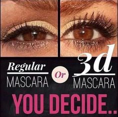 I love seeing before and afters showing beautiful lash transformations! Not from false lashes or extensions, but from Younique's 3D Fiber Lash Mascara! Younique is so confident you'll love it, they give you a 14 day money back guarantee! This is definitely one of my favorite products! And at just $29.00, it's way cheaper than lash extensions or falsies! Click on the pin to order yours today!