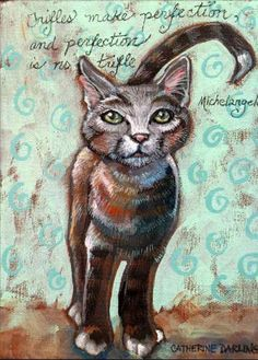 Purrrfection by Catherine Darling Hostetter