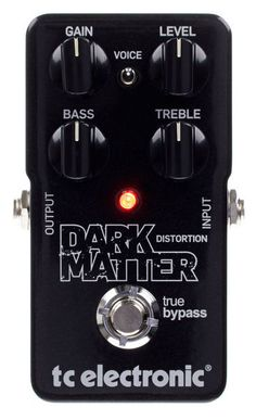 TC Electronic Dark Matter - thomann.de