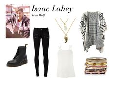 Teen Wolf - Isaac Lahey inspired outfit