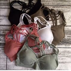 🆕🎀 RacerBack Bralette Description: New gorgeous unique design racerback, strappy, removable cups and elasticized trim to ensure a comfortable fit. Perfect amount of stretch. 88% Nylon, 12% Spandex-Bundle and save on your purchase and shipping orders of $100 will receive a gift with purchase - ❌No TRADES❌#18 Boutique  Tops
