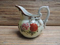Check out this item in my Etsy shop https://www.etsy.com/listing/472510224/small-porcelain-hand-painted-cream