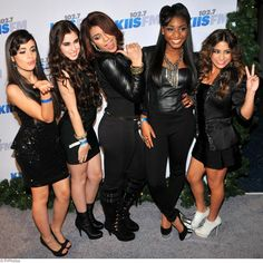 Fifth Harmony (X-Factor USA) 3rd Place Second Series. fifth-harmony-2013.jpg (615×617)