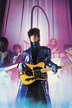 Prince & The Revolution. Was a BIG Prince fan