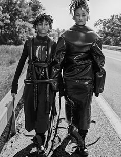 Interview Magazine September 2016 Model: Willow Smith, Jaden Smith Photographer: Steven Klein