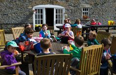 Bring a picnic and enjoy it in our Picnic Courtyard Enjoy It, Bring It On, Family Activities, Picnic, Picnics