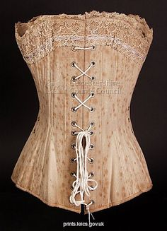 They look so cool. But women used to complain about them so maybe its a good thing we don't have to wear them anymore..