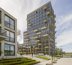 Residential Complex on Zeeburger Island,© Peter Cuypers