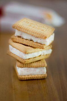 ¿Conoces los sándwich de helado? Prepara unos caseros que están buenísimos