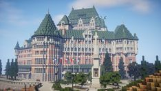 Post with 14 votes and 4362 views. Shared by YazurX. Ambersyell City, a Minecraft project by the Realism Society. Minecraft Creations, Minecraft Projects, Minecraft Crafts, Minecraft Designs, Minecraft Stuff, Minecraft Palace, Minecraft Kingdom, Minecraft Castle, Minecraft Architecture
