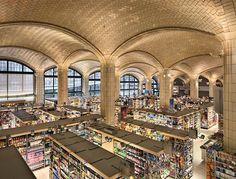 Bridgemarket Food Emporium, New York, NYBoston Valley Terra Cotta
