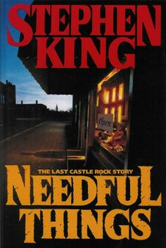 Needful Things ** by Stephen King