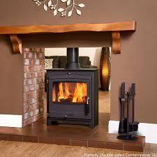 Image result for double ended wood burner