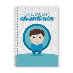 Cuaderno XL - Las notas del odontólogo, encuentra este producto en nuestra tienda online y personalízalo con un nombre. Notebook, Cover, Socialism, Notebooks, Report Cards, Store, Working Man, The Notebook, Exercise Book