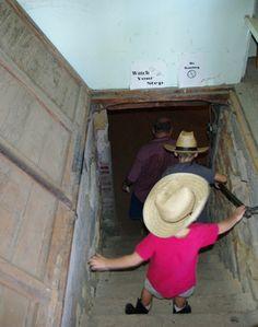 Ellinwood's Underground Tunnels