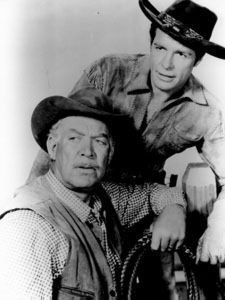 Wagon Train TV show~ Ward Bond as the wagon master and Robert Horton as Flint McCullough~ 60s Tv Shows, Old Shows, Movies And Tv Shows, My Childhood Memories, Best Memories, Before I Forget, Vintage Television, Tv Westerns, Vintage Tv