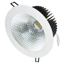 LED Down Light~~Low power consumption, suitable for shopping mall and commercial building lighting project