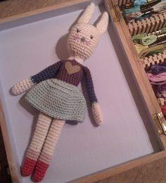 Kate crochet bunny rabbit