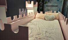 Elaborate Princess Castle Bunk Bed Bedroom Ideas