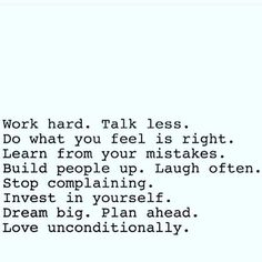 Life goals #inspiration #quotes