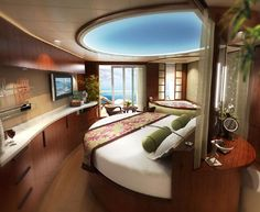 Norwegian Cruise - Glacial views, stars, blue sea + one beautiful room!!