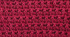 Great For Beginners And Great-Looking Too, Check Out This Granny Cluster Scarf! | Starting Chain