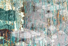 art print LAGOONwall decorationhome decormodern by aquamorina