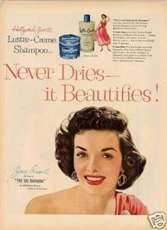 Vintage Beauty Ads   Vintage Beauty and Hygiene Ads of the 1950s (Page 11)