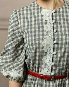 Couture Details, Fashion Details, Kurta Neck Design, Kurti, Casual Wear, Fashion Dresses, Style Inspiration, Shirt Dress, My Style
