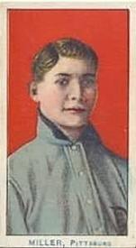 1910 American Caramel (E90-2) #8 Dots Miller Front