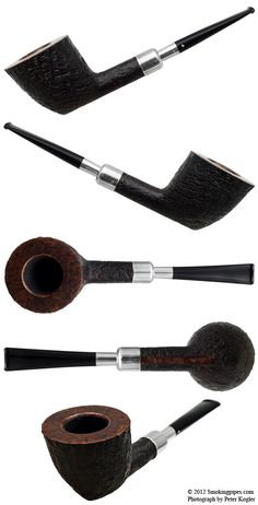 Becker: Sandblasted Dublin with Silver Army Mount (Two Clubs)