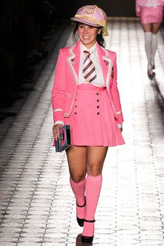 Olympia Le-Tan Spring 2015 Ready-to-Wear Fashion Show: Complete Collection - Style.com