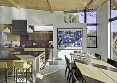 Modern California Beach House by David Wilson