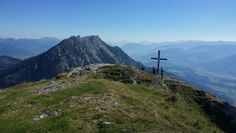 Gipfelkreuz vom Stoderzinken