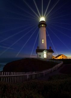Pigeon Point lighthouse :)